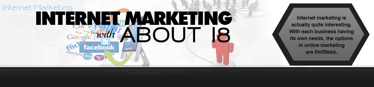 Internet Marketing with About I8